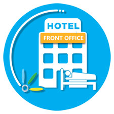 Front Office Management – Room Per Month
