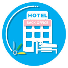 Back Office Management – Room Per Month
